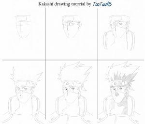 Dibujar A Los Personajes De Naruto Fácil Paso a Paso