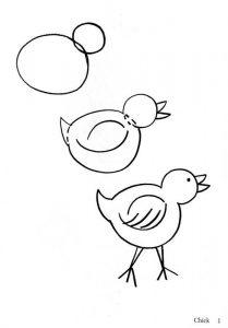 Dibuja Animales Para Niños Paso a Paso Fácil