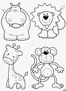 Cómo Dibujar Animales Salvajes Fácil Paso a Paso