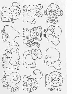Dibuja Fichas Colorear Preescolar Paso a Paso Fácil