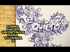 Dibujar Graffitis De Nombres Paso a Paso Fácil