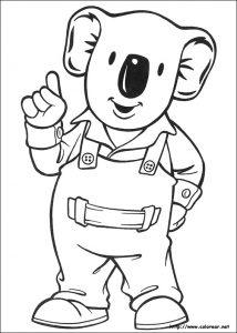 Dibujar Hermanos Koala Paso a Paso Fácil