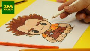 Cómo Dibujar Ralph Demoledor Fácil Paso a Paso