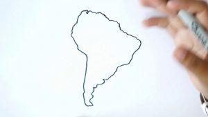 Dibujar Un Mapa Paso a Paso Fácil