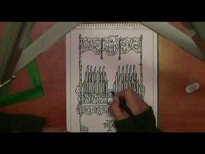 Dibujar Un Paso De Semana Santa Paso a Paso Fácil