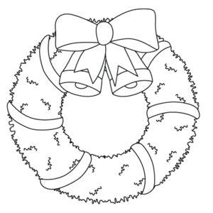 Cómo Dibujar Una Corona Para Navidad Fácil Paso a Paso