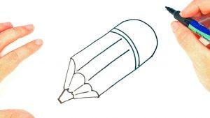 Dibuja A Lápiz Fácil Paso a Paso