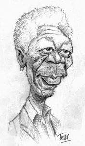 Cómo Dibujar Caricaturas De Personas Reales Fácil Paso a Paso