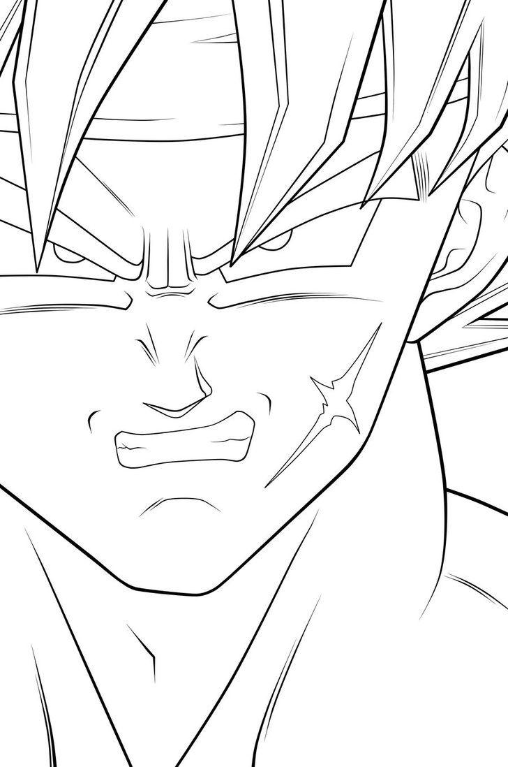 Dibujar Dragon Ball Z Fácil Paso a Paso