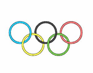 Cómo Dibujar Juegos Olimpicos Paso a Paso Fácil