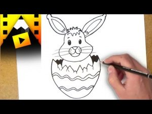 Cómo Dibujar Pascuas Paso a Paso Fácil
