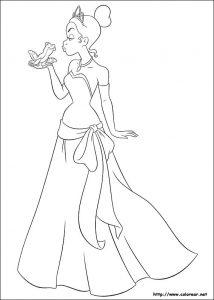 Cómo Dibuja Princesa Sapo Fácil Paso a Paso