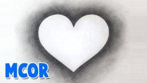 Cómo Dibujar Un Corazón Perfecto Fácil Paso a Paso