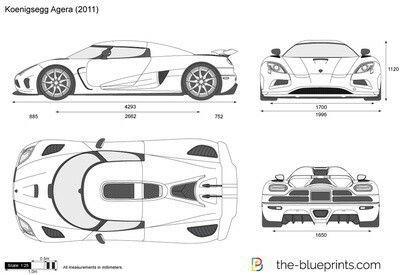 Dibuja Un Koenigsegg Agera R Fácil Paso a Paso