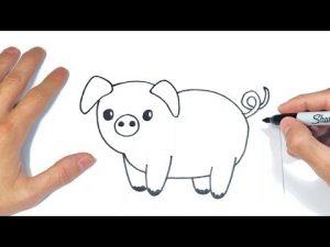 Dibuja Videos De Animales Fácil Paso a Paso