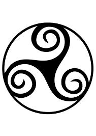 Cómo Dibujar Simbolos Celtas Paso a Paso Fácil