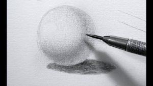 Cómo Dibujar Sombras Fácil Paso a Paso
