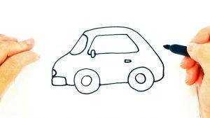 Cómo Dibujar Un Cotxe Fácil Paso a Paso