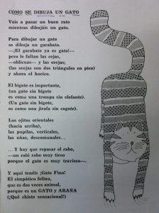 Cómo Dibujar Un Gato Gloria Fuertes Fácil Paso a Paso