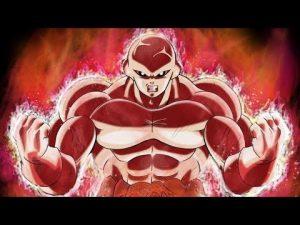 Cómo Dibuja A Jiren De Dragon Ball Super Con Tableta Grafica Fácil Paso a Paso