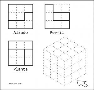 Cómo Dibujar En Perspectiva Isometrica Fácil Paso a Paso