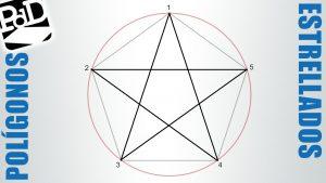 Cómo Dibujar Estrella De Cinco Puntas Fácil Paso a Paso