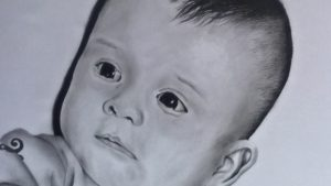 Dibujar Un Bebé Realista Paso a Paso Fácil