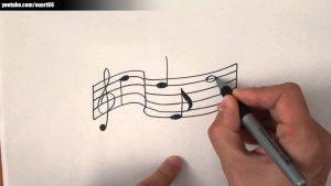 Cómo Dibuja Un Pentagrama Paso a Paso Fácil