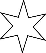Cómo Dibuja Una Estrella De Navidad Paso a Paso Fácil