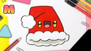 Cómo Dibujar Navidad Paso a Paso Fácil