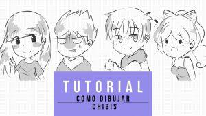 Cómo Dibujar Animé Chibi Paso a Paso Fácil