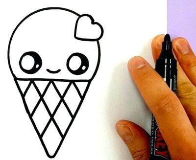 Dibuja kawaii - aprende a dibujar kawaii paso a paso