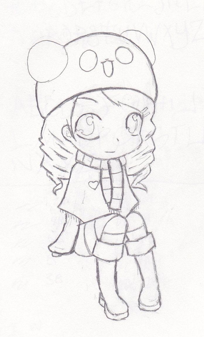 Anime tierno para dibujar - Imagui …  Dibujos kawaii  Dibujos chibi   Dibujos, dibujos de Animé Kawaii, como dibujar Animé Kawaii paso a paso