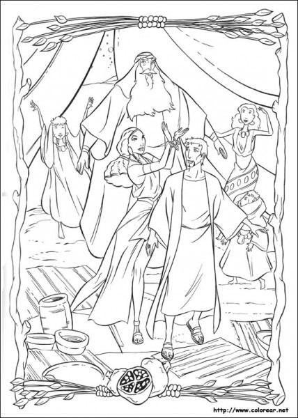 El Principe De Egipto Para Colorear  El principe de egipto  Egipto dibujo   Páginas para colorear, dibujos de Príncipe Egipto, como dibujar Príncipe Egipto paso a paso