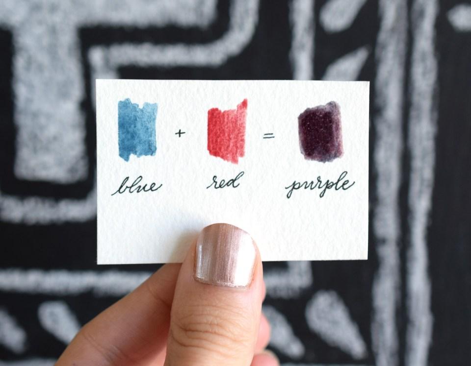Pintar con acuarelas para principiantes
