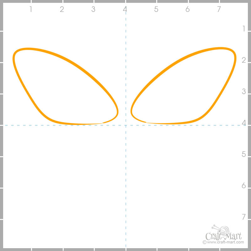 Cómo dibujar alas de mariposa