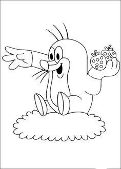 9 mejores imágenes de Krtek El Topito Dibujos para dibujar  Dibujos   Dibujos faciles para dibujar  Actividades para niños, dibujos de Krtek, como dibujar Krtek paso a paso