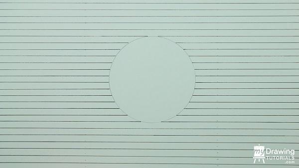 Dibujo de esfera 3D 2