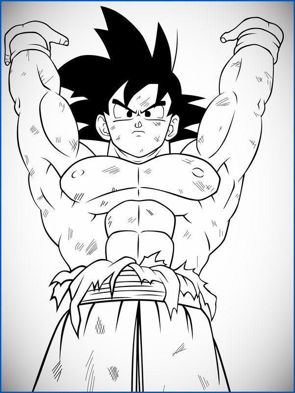Resultado de imagen para imagenes de goku haciendo la genkidama  Goku  drawing  Dragon ball art  Dragon ball, dibujos de A Gokú Haciendo La Genkidama, como dibujar A Gokú Haciendo La Genkidama paso a paso