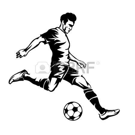 Resultado de imagen para dibujos de jugadores de futbol de espalda a lapiz Dibujos de futbol Jugador de futbol Dibujos, dibujos de Jugadores De Fútbol, como dibujar Jugadores De Fútbol paso a paso