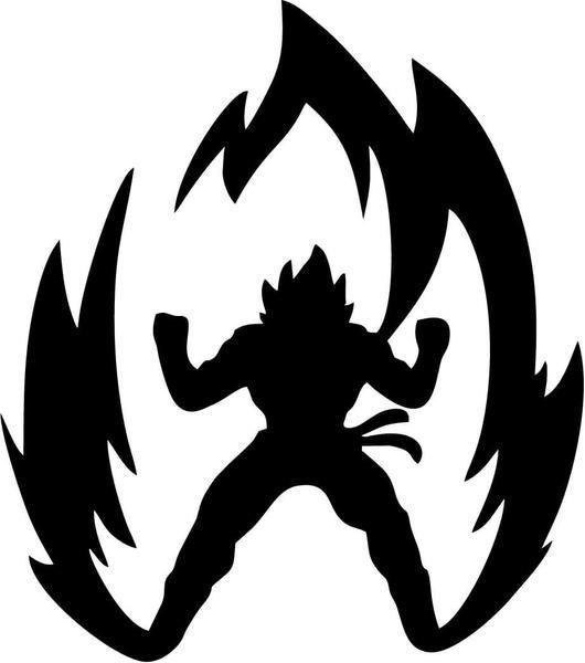silueta de dragon ball - Buscar con Google  Dragon ball z  Dragon ball  art  Dragon ball artwork, dibujos de Una Silueta De Gokú De Dragon Ball, como dibujar Una Silueta De Gokú De Dragon Ball paso a paso