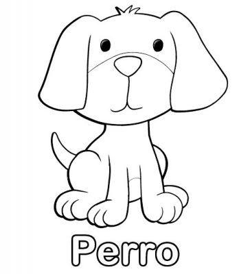 perro dibujo fácil dibujar un perro tierno Animal coloring books Coloring books Dog pattern, dibujos de Un Perro A Partir De La Palabra Pet, como dibujar Un Perro A Partir De La Palabra Pet paso a paso
