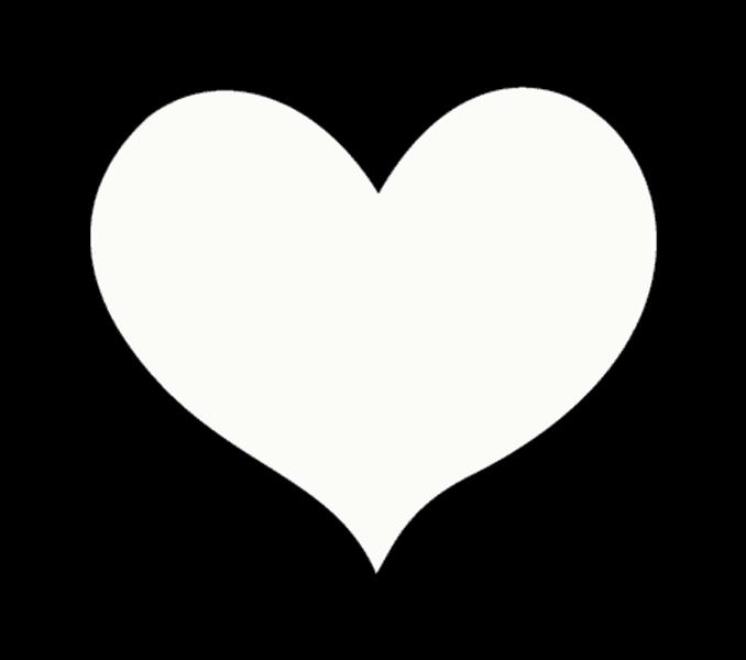 Cómo dibujar corazón: Paso 7