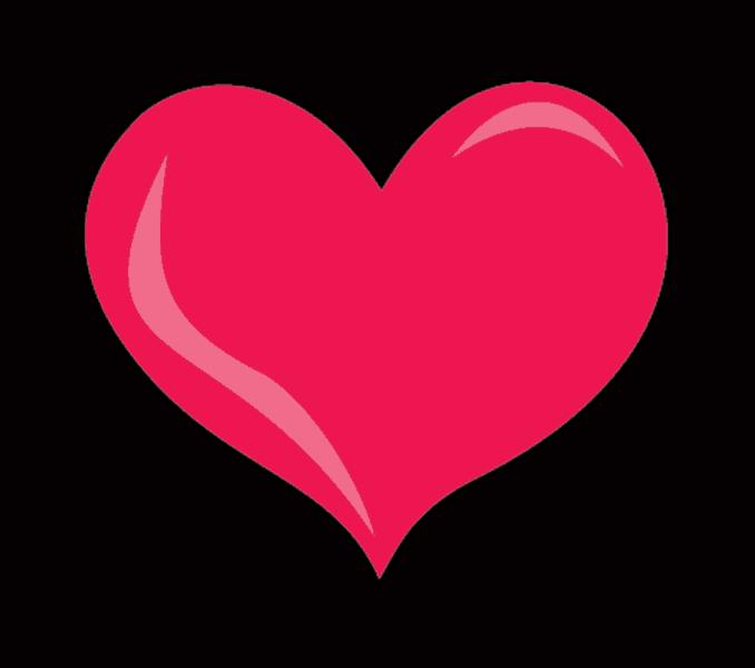 Cómo dibujar corazón: Paso 8