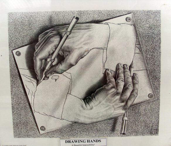 Deja que tu obra de arte salga de la página