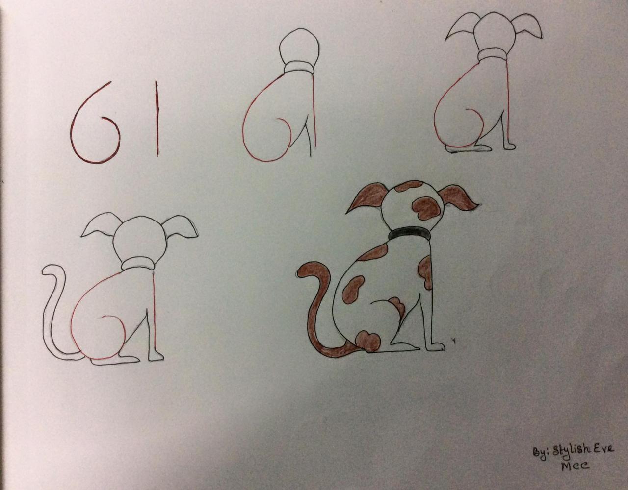 Enseña a los más peques a dibujar a partir de números y letras, dibujos de A Partir De Letras, como dibujar A Partir De Letras paso a paso
