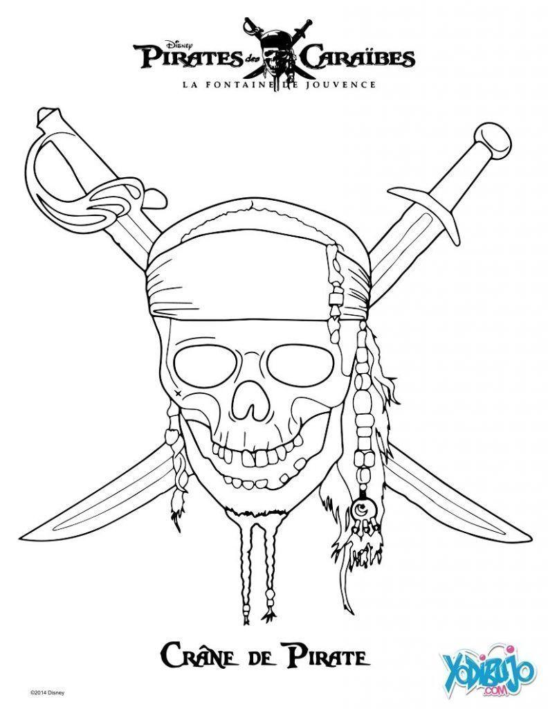 Dibujos Para Colorear Piratas Del Caribe  Pirata desenho  Desenhos fáceis   Tatuagem pirata, dibujos de La Calavera De Piratas Del Caribe, como dibujar La Calavera De Piratas Del Caribe paso a paso