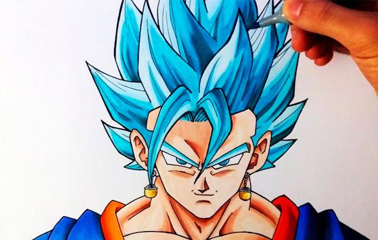 10 tutoriales para dibujar Dragon Ball - Dibujos - net, dibujos de Dragon Ball, como dibujar Dragon Ball paso a paso