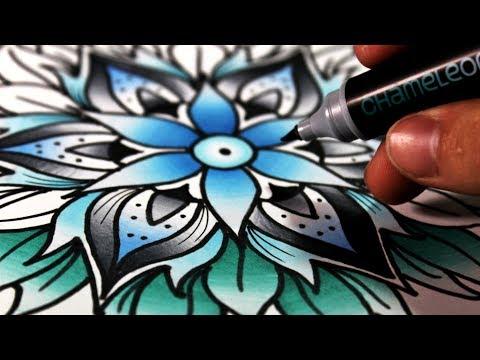 Como dibujar con Degradados Perfectos, dibujos de Con Degradados Perfectos, como dibujar Con Degradados Perfectos paso a paso