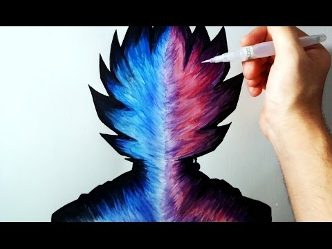 Como dibujar una silueta de Goku de Dragon Ball, dibujos de Una Silueta De Gokú De Dragon Ball, como dibujar Una Silueta De Gokú De Dragon Ball paso a paso